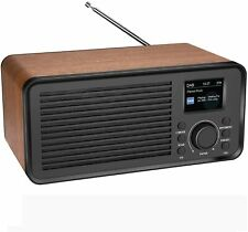 DAB Radio, Bluetooth Stereo Compact System, Digital DAB+FM with 2 Speakers 2020