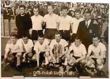 Borussia Dortmund + DFB Pokal Sieger 1965 + Fan Big Card Edition F124 +