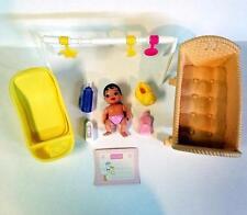 Barbie HAPPY FAMILY Doctor Newborn BABY Doll HIspanic African American w/ Access