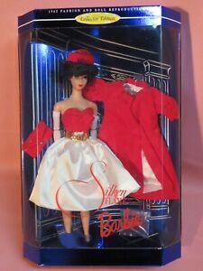 1997 Silken Flame Barbie, CE 1962 Fashion Reproduction (18448) – NRFB