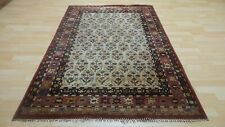 "Unique Hand Made TURKISH CARPET RUG antique WOOL 6ft 3"" x 4ft 3"""