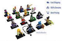Lego DC Super Heroes Series Minifigures 71026 Batman Bat-Mite Huntress Miracle