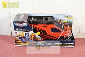 Micromachines - Super Van City Transforming Playset