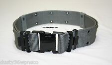 ROTHCO MILITARY STYLE FOLIAGE GREEN INDIVIDUAL EQUIPMENT PISTOL BELT SIZE XL