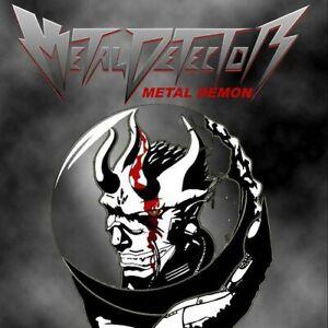 Metal Detector Metal Demon CD 2012