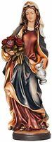 Estatua Santa Elizabeth Con Rosa - St. Hl. Elisabeth With Rosas- Mit Rosen