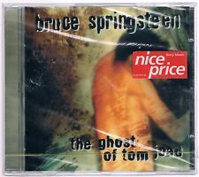 BRUCE SPRINGSTEEN THE GHOST OF TOM JOAD CD SIGILLATO!!!