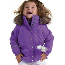 POIVRE BLANC GIRLS SKI JACKET 5 YEARS/110CM  PURPLE NEW + TAGS  RRP £149.00