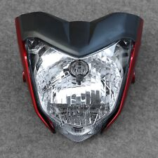 Head Light Assembly Headlight House Fit For Yamaha FZ16 Motorcycle New Red