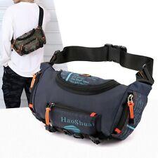 Tactical Waist Fanny Pack Bum Adjustable Belt Bag Travel Outdoor Hip Purse Pouch