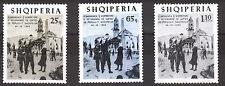 1965  Albania Stamps. Second Veterans Congress.  Set  MNH