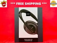BRAND NEW Genuine BOSE NOISE Canceling HEADPHONES 700 + CHARGING CASE Included