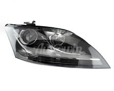 AUDI TT 8J 2006-2010 HALOGEN HEADLIGHT RH RIGHT SIDE GENUINE OEM NEW 8J0941004