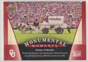 2011 Upper Deck Oklahoma Monumental Moments Sooner Schooner #98