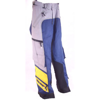 SHIFT RECON ENDURO PANTS - MX ENDURO OFF-ROAD DIRT BIKE MOTOCROSS TROUSERS BLUE