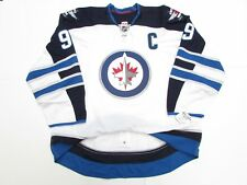 WINNIPEG JETS AUTHENTIC AWAY ANY NAME / ANY NUMBER REEBOK EDGE 2.0 7287 JERSEY