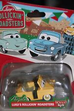 "DISNEY PIXAR CARS ""LUIGI'S ROLLICKIN' ROADSTERS - ANGELO"" NEW IN PACKAGE, SHIPWW"