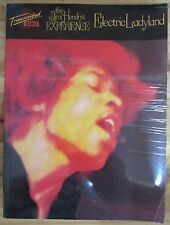 PARTITION MUSIQUE GUITARE BASS DRUMS JIMI HENDRIX EXPERIENCE ELECTRIC LADYLAND