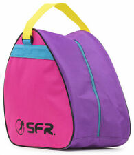 SFR Pink Purple Skate Bag