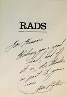 [autographed]   RADS, The 1970 Bombing of the Army Math Research Center...