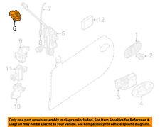 JAGUAR OEM 98-09 XJ8 Rear Door-Lock Striker C2C35906