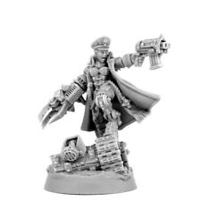 28mm scale IMPERIAL SOLDIER FEMALE BRAVE COMMISSAR