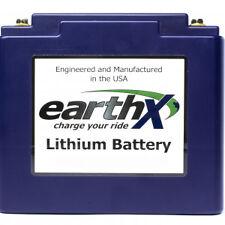 EarthX Lithium Battery 12V 24 EqAH ETX24D