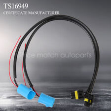 9004 - 9007 Wire Harness for HID ballast to stock socket for HID Conversion Kit