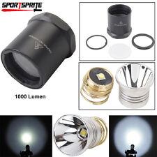 1000Lumen Tête de conversion LED pour Surefire 6P G2 G2Z C2 D2 Z2 lampe