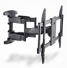 Ibra ® Ultra Slim inclinación giratoria TV soporte de pared Montaje-Para 32 - 65 Pulgadas Led Lcd
