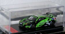 "1:43 Ferrari 458 GT2 #01 ""Winner Sebring 2012 - Tequila Patron"" limited VP"