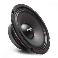 NEW SKAR AUDIO FSX8-8 350-WATT SINGLE 8-INCH 8 OHM MID-RANGE LOUDSPEAKER