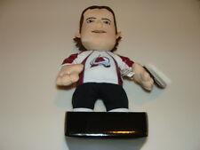 "Colorado Avalanche Bleacher Creatures Plush Doll Toy 10"" Inch Matt Duchene NHL"