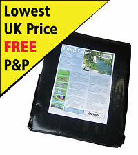 More details for pond liners - bestselling uk pond liner - choose from 30 bestselling sizes
