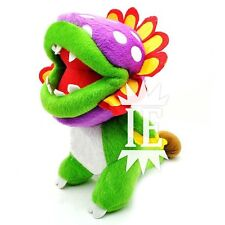 Super Mario Galaxy Dino Piranha Peluche Pipino new plush doll pianta nintendo 2