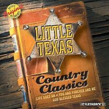 LITTLE TEXAS - Country Classics - CD - **BRAND NEW/STILL SEALED**