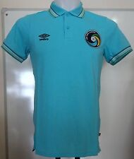 NEW YORK COSMOS TIPPED PIQUE POLO SHIRT BY UMBRO SIZE SMALL BRAND NEW WITH TAGS