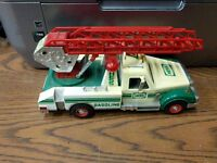 1994 HESS GASOLINE RESCUE TRUCK VINTAGE HESS TOY TRUCK