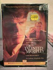 The Talented Mr. Ripley (Dvd, 2000, Sensormatic) - New