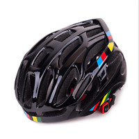 Men Bicycle Helmet Mountain Bike Helmet Integrally Molded Cycling Helmet 54-58cm