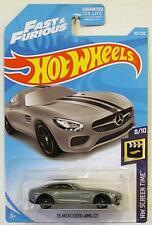 MATTEL Hot Wheels '15 MERCEDES - AMG GT brand new sealed