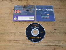 Gabriel Knight: Sins of the Fathers (German), Sierra, PC CD-ROM