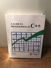 A Guide to Programming in C++ by Tim Corica(1997, HC)