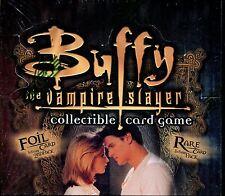 Buffy The Vampire Slayer Angels Curse (Ltd) Factory Sealed Hobby Box 36 Packs