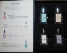 PHILOSOPHY State of Grace(4 piece fragrance set) No box +BONUS