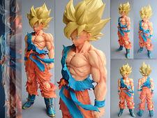 Collections Anime Figure Toy Dragon Ball Z Goku DBZ Figurine Statues 34cm