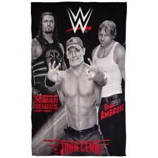 Oficial WWE Lucha estrellas Suave Manta polar infantil Adulto 100cm x 150cm