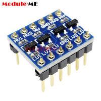 2/5/10PCS IIC I2C Logic Level Converter Bi-Directional Module 4 Channel 5V 3.3V