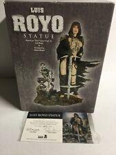 Luis Royo Statue 214/950 Past-Future Fog Dark Horse Deluxe