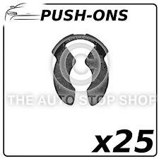 fijaciones CIRCULAR push-ons FIJACION 6mm RENAULT MASTER - ZOE 1393 25 Paquete